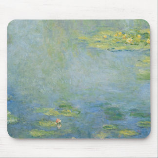 Waterlilies by Claude Monet Mousepads