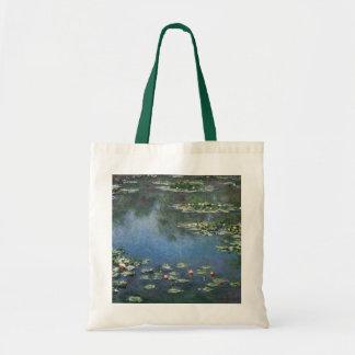 Waterlilies by Claude Monet, Vintage Flowers