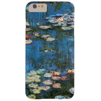 Waterlilies by Claude Monet, Vintage Impressionism Barely There iPhone 6 Plus Case