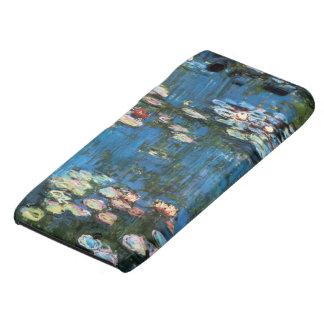 Waterlilies by Claude Monet Vintage Impressionism Motorola Droid RAZR Case