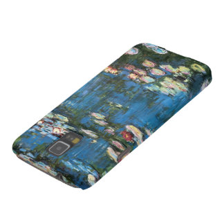 Waterlilies by Claude Monet, Vintage Impressionism Galaxy S5 Covers