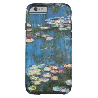 Waterlilies by Claude Monet Vintage Impressionism iPhone 6 Case