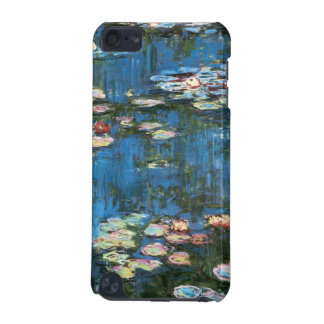 Waterlilies by Claude Monet, Vintage Impressionism iPod Touch 5G Cover