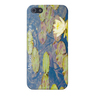Waterlilies Mission Santa Barbara CA Products Cases For iPhone 5