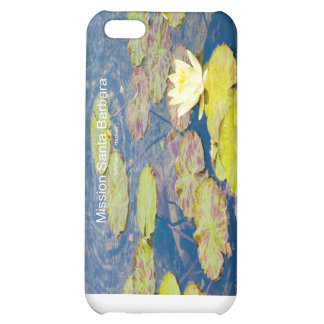Waterlilies Mission Santa Barbara CA Products iPhone 5C Case