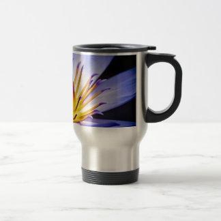Waterlily at Kew Gardens, London Travel Mug