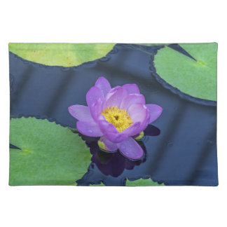 Waterlily placemat