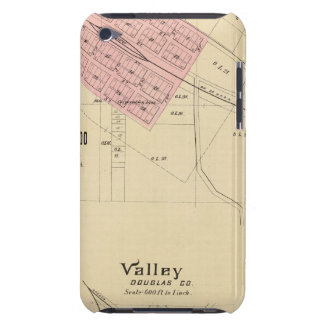 Waterloo and Valley, Nebraska Case-Mate iPod Touch Case