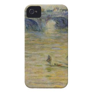 Waterloo Bridge by Claude Monet Case-Mate iPhone 4 Cases