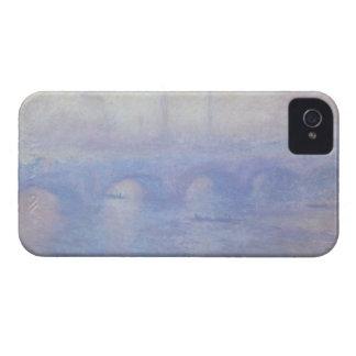 Waterloo Bridge by Claude Monet Impressionism Art Case-Mate iPhone 4 Cases