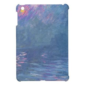 Waterloo Bridge by Claude Monet iPad Mini Cover