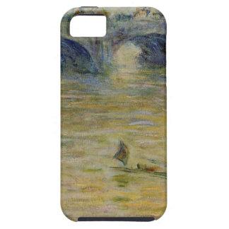 Waterloo Bridge by Claude Monet Tough iPhone 5 Case