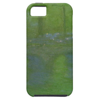 Waterloo Bridge, Dawn by Claude Monet iPhone 5 Case