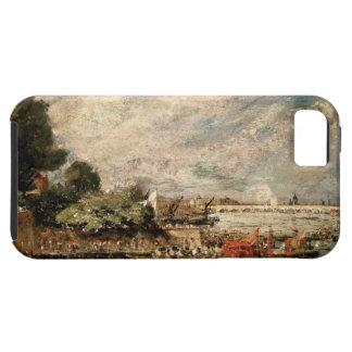 Waterloo Bridge from above Whitehall Stairs, c.181 Tough iPhone 5 Case