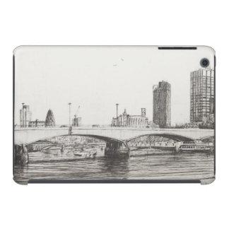 Waterloo Bridge London. 31/10/2006 iPad Mini Covers