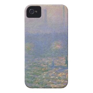 Waterloo Bridge, London by Claude Monet iPhone 4 Case-Mate Case