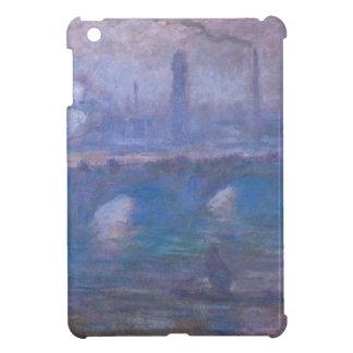 Waterloo Bridge, Misty Morning by Claude Monet iPad Mini Covers