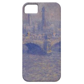 Waterloo Bridge, Sunlight Effect by Claude Monet iPhone 5 Cases