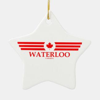 WATERLOO CHRISTMAS ORNAMENT