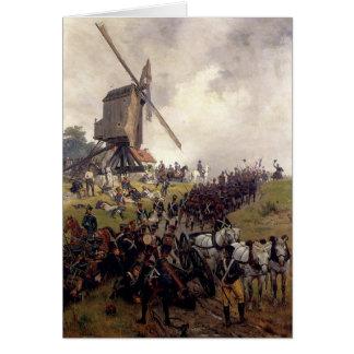 Waterloo Greeting Card
