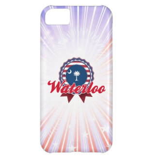 Waterloo, SC iPhone 5C Cover