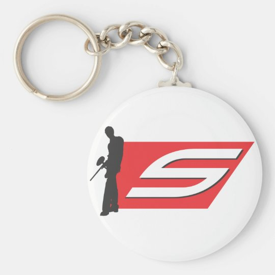 watermarke-black-for-light_BGs.ai Basic Round Button Key Ring