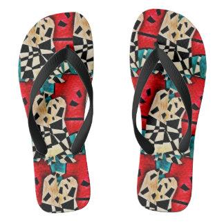 Watermellon Flip Flop bv Chichiko Flip Flops