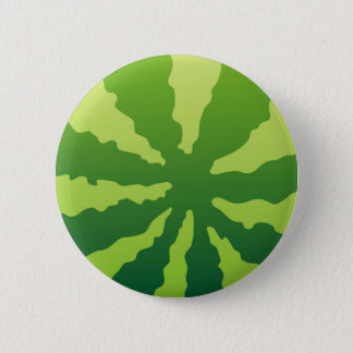Watermelon 6 Cm Round Badge