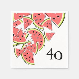 Watermelon Age 40 napkins paper Paper Napkin