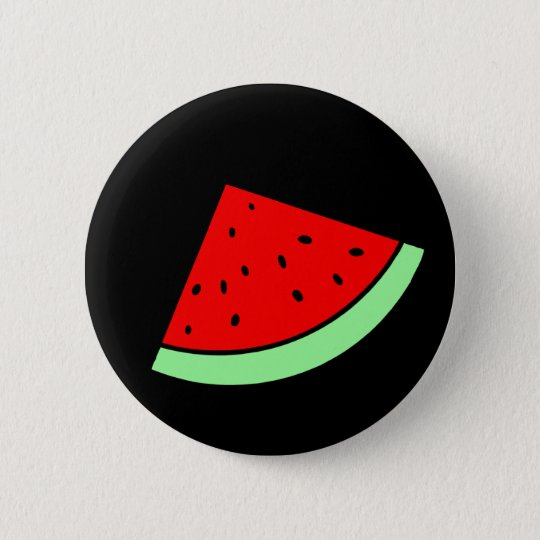 Watermelon Button (DARK)