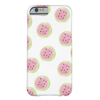Watermelon Candy Pattern Barely There iPhone 6 Case