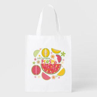 Watermelon Cantaloupe Fruit Sweet Health Fresh