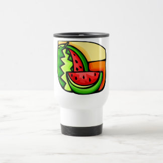 Watermelon Day August 3 Stainless Steel Travel Mug