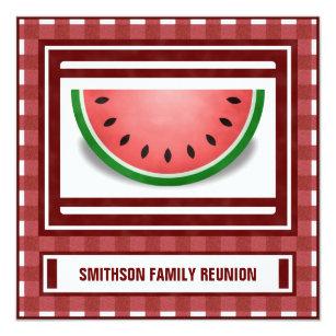 family picnic square invitations announcements zazzle uk