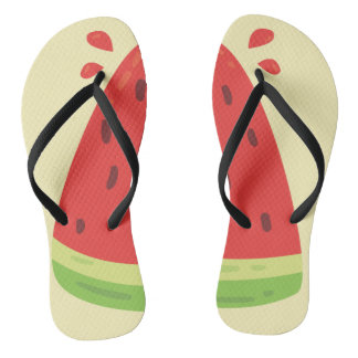Watermelon flip flop