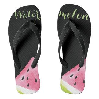 Watermelon flipflop! flip flops