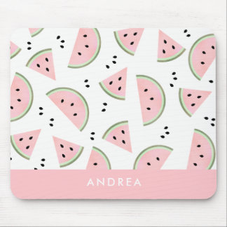 Watermelon frenzy mousepad