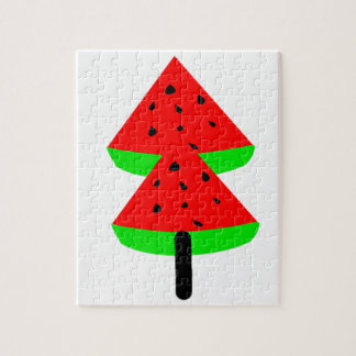 watermelon fruit tree jigsaw puzzle