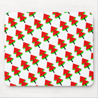 watermelon fruit tree mouse mat