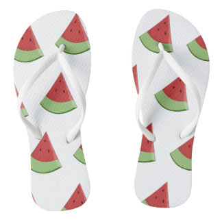 Watermelon Fun Flip-Flops Flip Flops