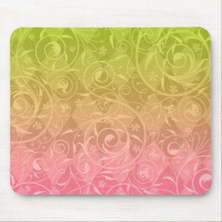 Watermelon Gradient Mouse Pad