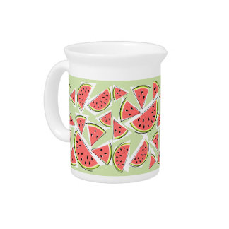 Watermelon Green Multi pitcher