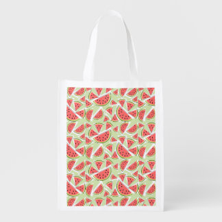 Watermelon Green Multi reusable bag