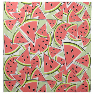 Watermelon Green napkins cloth
