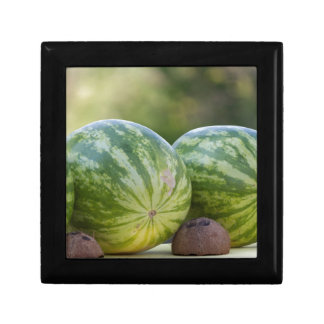 watermelon in summer gift box