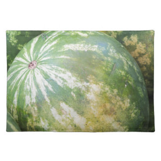 watermelon in summer placemat