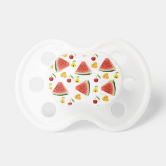 Watermelon infant pacifier baby