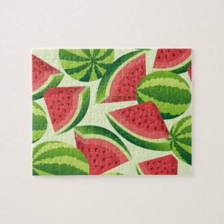 Watermelon Jigsaw Puzzle