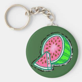 Watermelon Keychain (DARK)