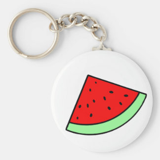 Watermelon Keychain (LIGHT)